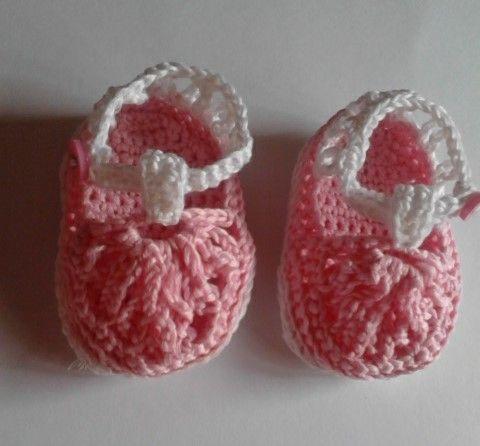 Sandalini in cotone