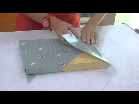 152   2011 12 21   Gift wrapping the Japanese way - YouTube