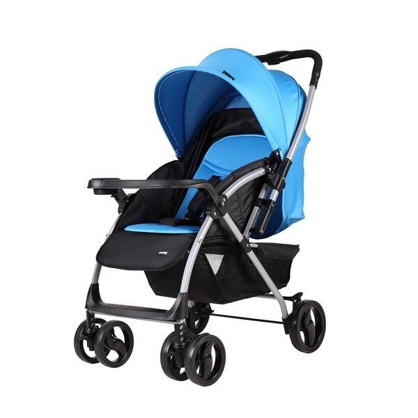 Crystal Baby 295 Solara Çift Yönlü Bebek Arabası