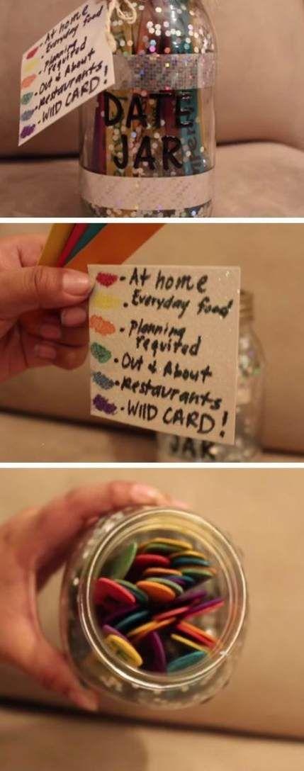 Gifts for boyfriend jar date ideas 29 ideas for 2019
