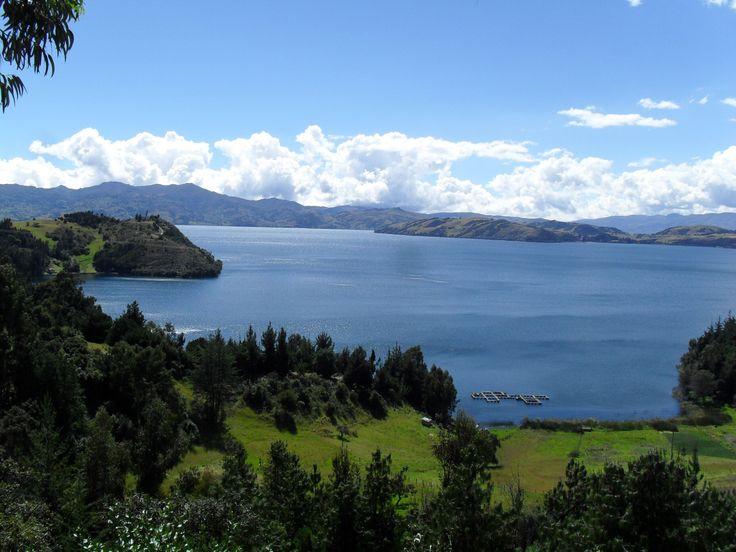 Laguna de Tota , Boyaca , COLOMBIA