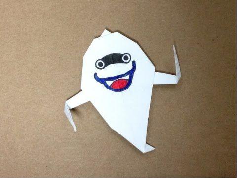 妖怪ウォッチ人気キャラ「ジバニャン」「ウィスパー」等の折り紙の作り方 子連れママのおでかけを楽しく!cozreマガジン(コズレ マガジン)