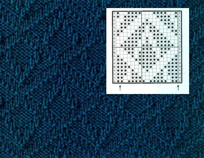 0987_Схема_узора - 20 Марта 2013 - Копилка узоров