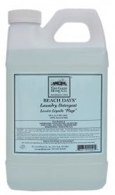 Good Home Beach Days Laundry Detergent Refill Case  $180.00  Good Home Laundry Detergent cleans and removes stains and odors from garments and linens, leaving them freshened with subtle fragrance. HE compatible. Case pack quantity of six (6). 64 fl oz/1.89 Litres plastic jugs.