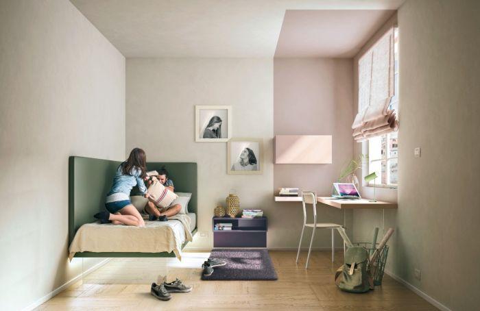 die besten 25 coole betten f r jugendliche ideen auf. Black Bedroom Furniture Sets. Home Design Ideas