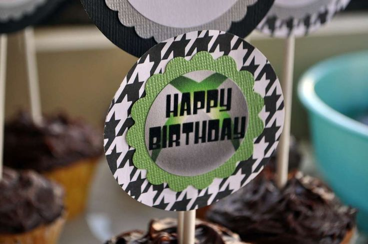 Boys Birthday Party | CatchMyParty.com
