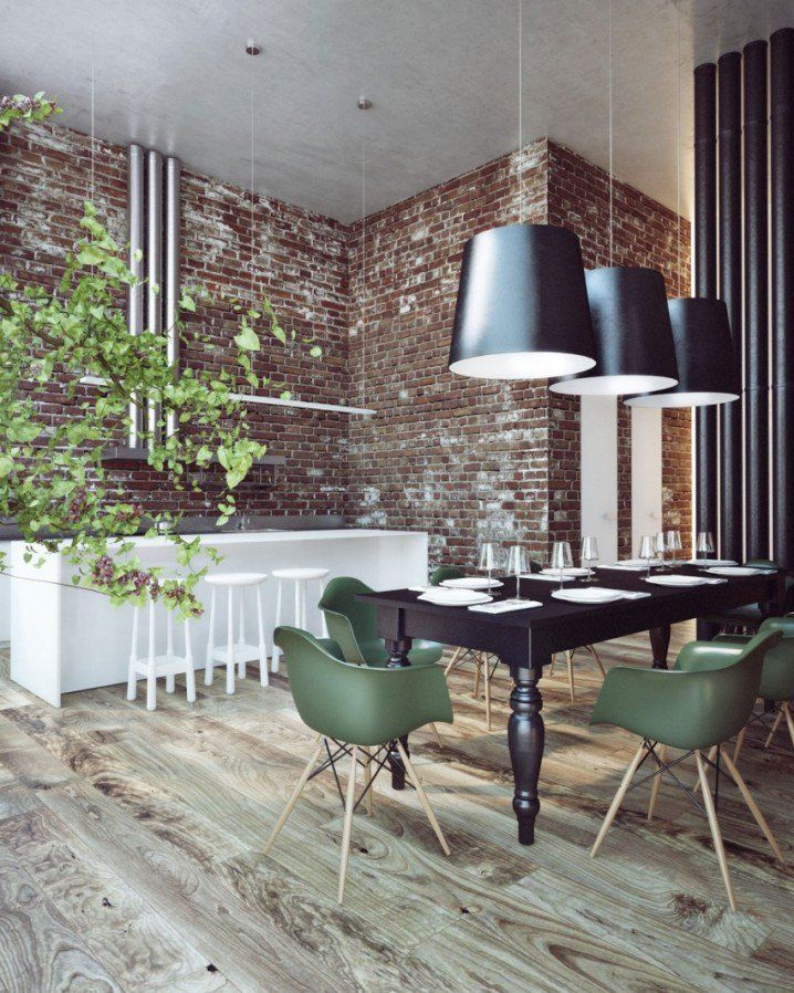 Sensational Industrial Dining Rooms That Will Leave You Speechless - Top Dreamer