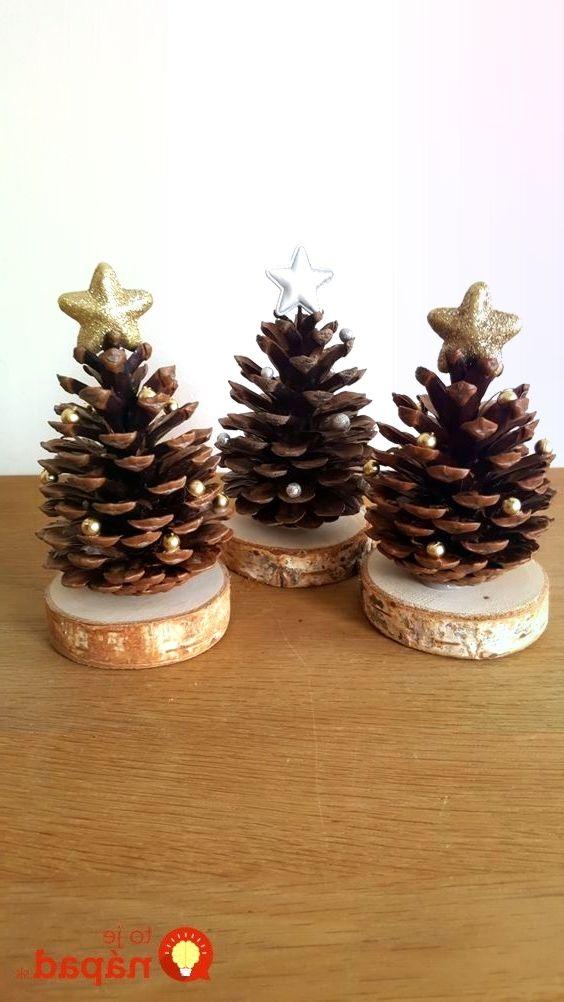 Donut mit Tannenzapfen, anstelle von teuren Ornamenten aus dem Laden: 21 schöne…