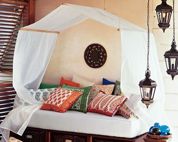 I like the bed canopy & 23 best Daybeds u0026 Canopy images on Pinterest | Day bed Daybed and ...