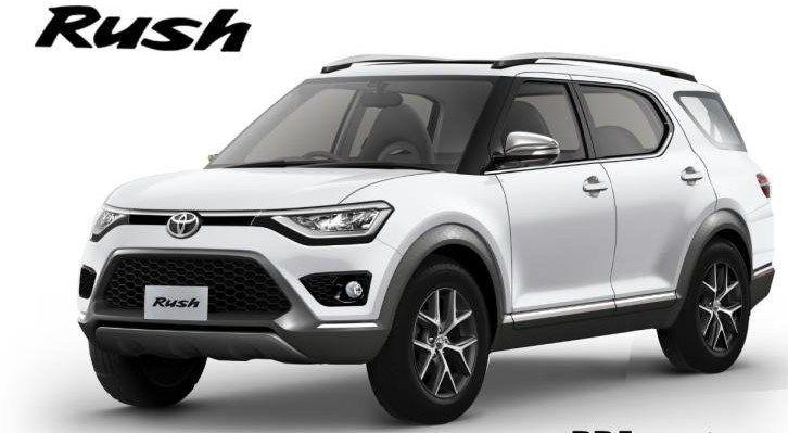 The Next 2020 Toyota Rush What New