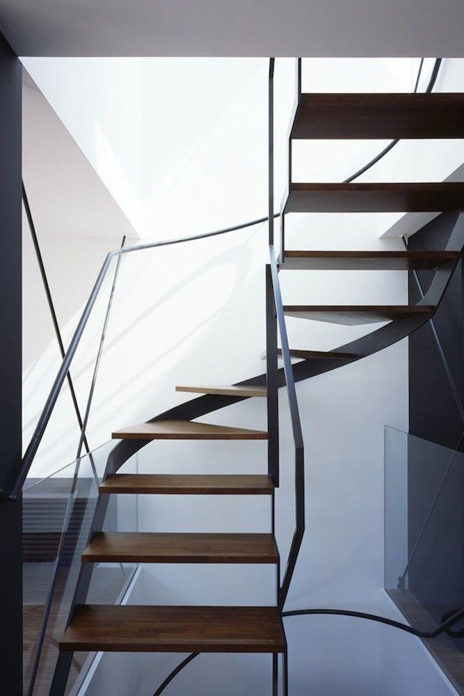 1000 ideas sobre escaleras al aire libre en pinterest - Escaleras al aire ...