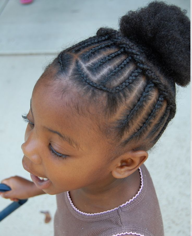 20 best kids individual braids amp twists images on