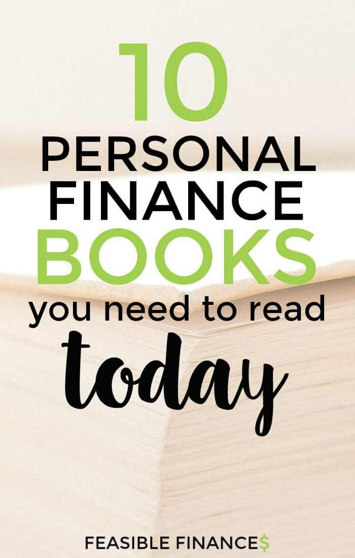 Personal finance books can help you educate yourself and set you up for financial success.