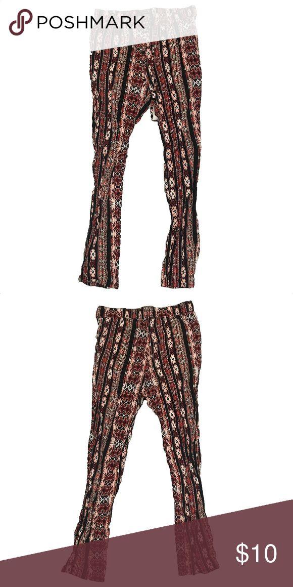 The 25+ best Tribal print pants ideas on Pinterest | Women's ...