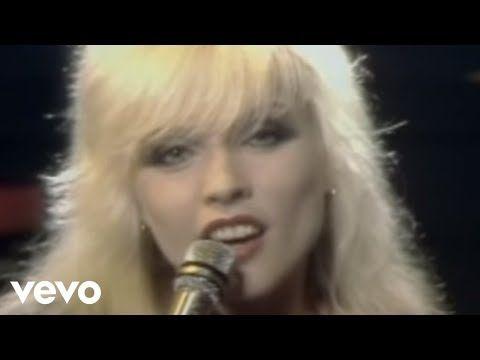 Blondie - Denis - YouTube | music in 2019 | Blondies, Blondie debbie