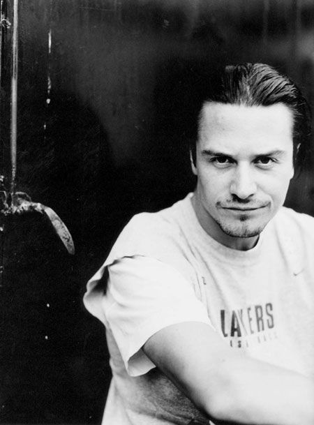 Mike Patton from Faith No More