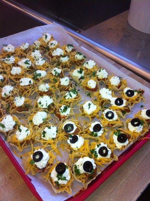 1. Egg Buffet Bites