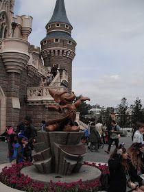 Disneylandia en Japón, reseña de viaje #Japón #viaje #Disneyland #Tokio #reseña #tips