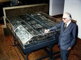 Konrad Zuse la primera calculadora digital programable completa