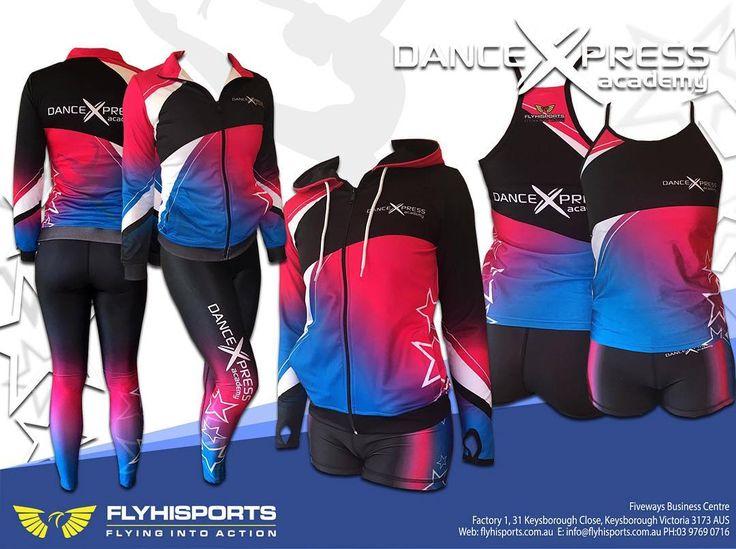 @flyhisports #dancexpress #dance #dancing #sublimation #merchandise #compression #flyhisports