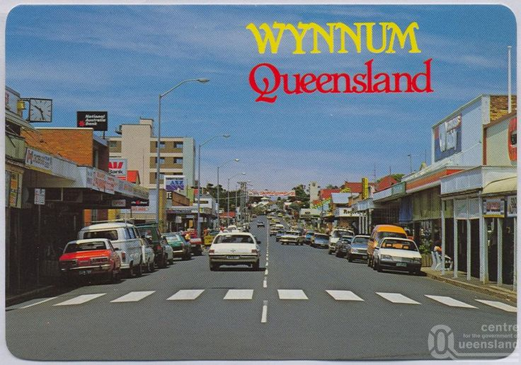 1989 - Wynnum, Queensland, Australia. Visited here while on the USS Belleau Wood. The people here were wonderful and very welcoming.