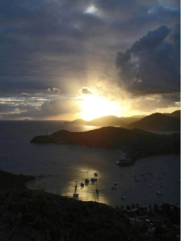 Shirley Heights - Antigua - English Harbour, Saint Paul