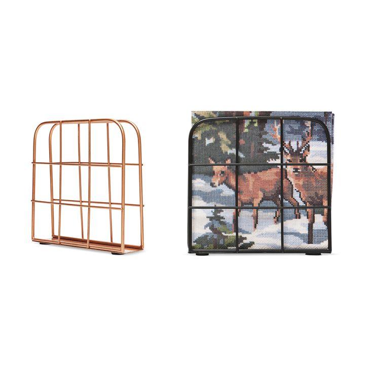 Serwetnik + serwetki w jelenie. Szalenie modny zestaw tej jesieni! #tigerpolska #tigerstore #deer #jeleń #serwetnik #napkins #napkin #serwetki #kuchnia #kitchen #autumn #jesień #październik #october