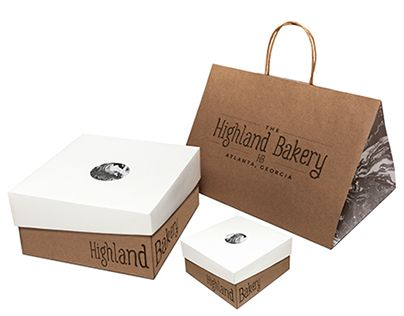 "Popatrz na ten projekt w @Behance: ""Highland Bakery Branding"" https://www.behance.net/gallery/20609129/Highland-Bakery-Branding"