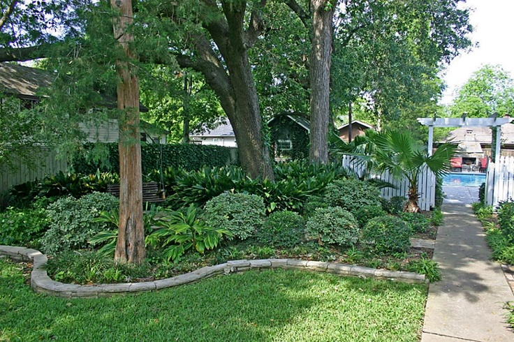 Low maintenance landscaping adds visual appeal and is the