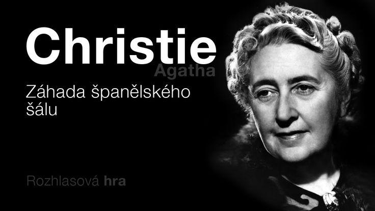Christie, Agatha: Záhada španělského šálu (Rozhlasová hra) DETEKTIVKA