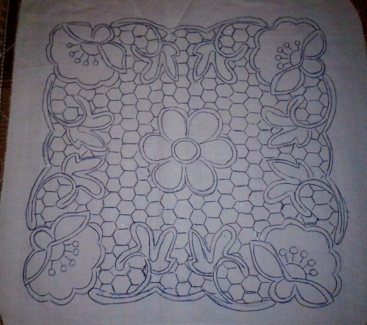 Romanian/Needle Lace Pattern