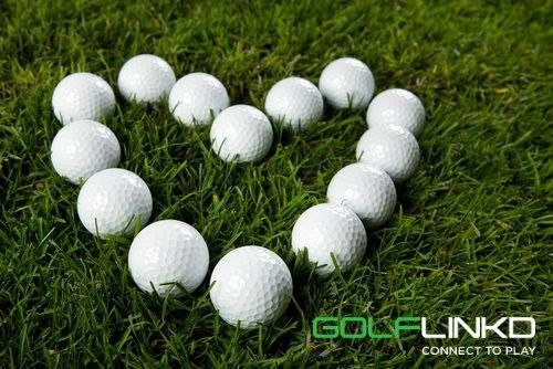 Life is better when you're golfing.