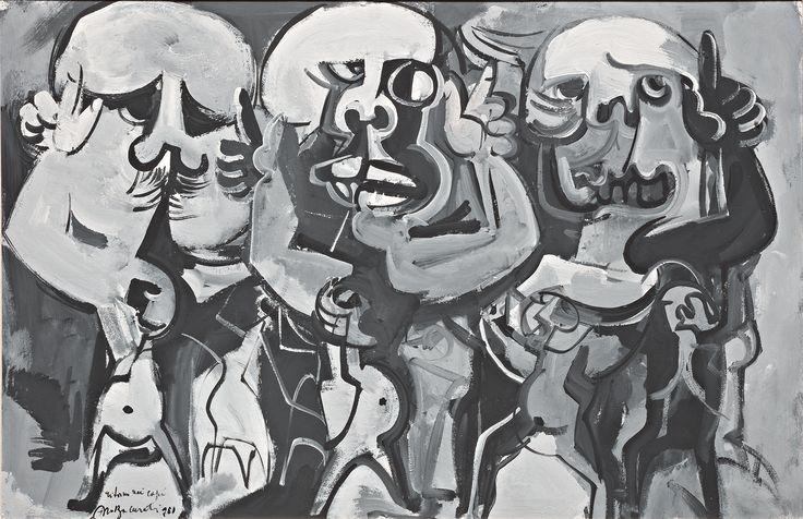 1951.07.21 Renato Marino Mazzacurati, Ritorno dei capi
