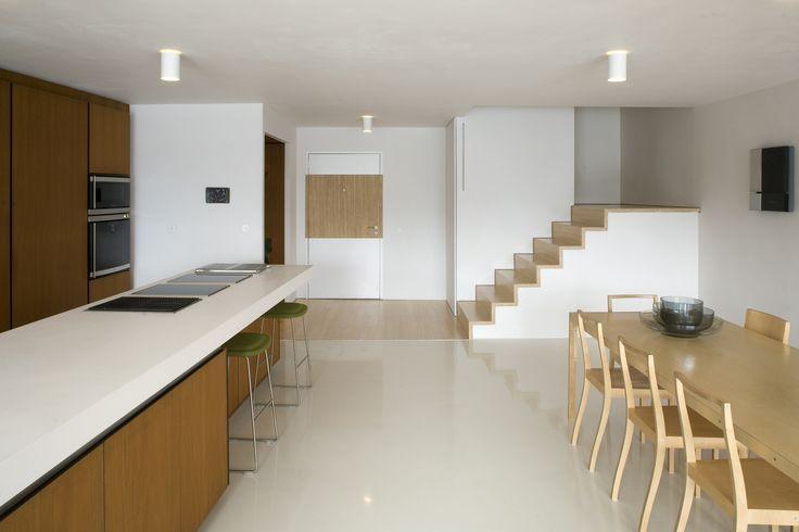 70F Architecture_Appartement Bogortuin_Amsterdam; The Netherlands