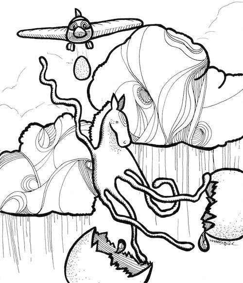 Nimbus Adult Coloring Pages Free For Download Nuture Your Inner Child Each And