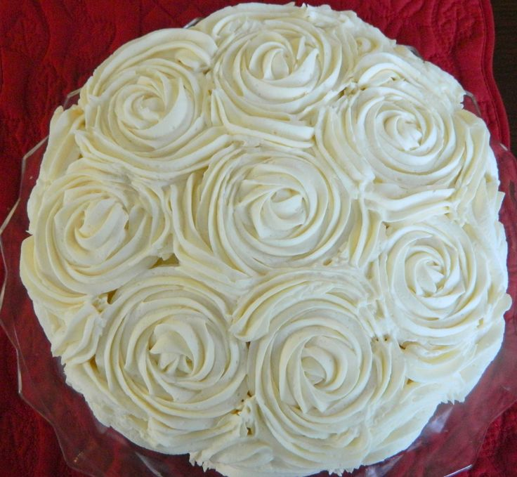 Sugar Spice and Spilled Milk: The Rose Cake