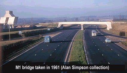 M1 Motorway 1961