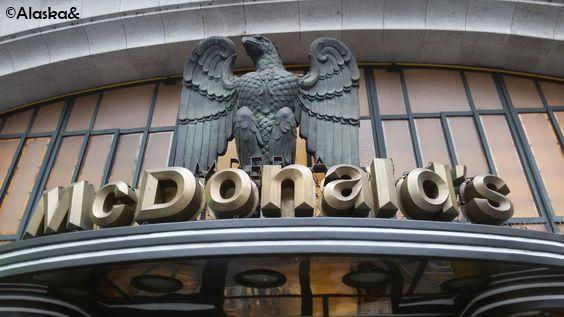 #Porto #Aliados #Mcdonalds
