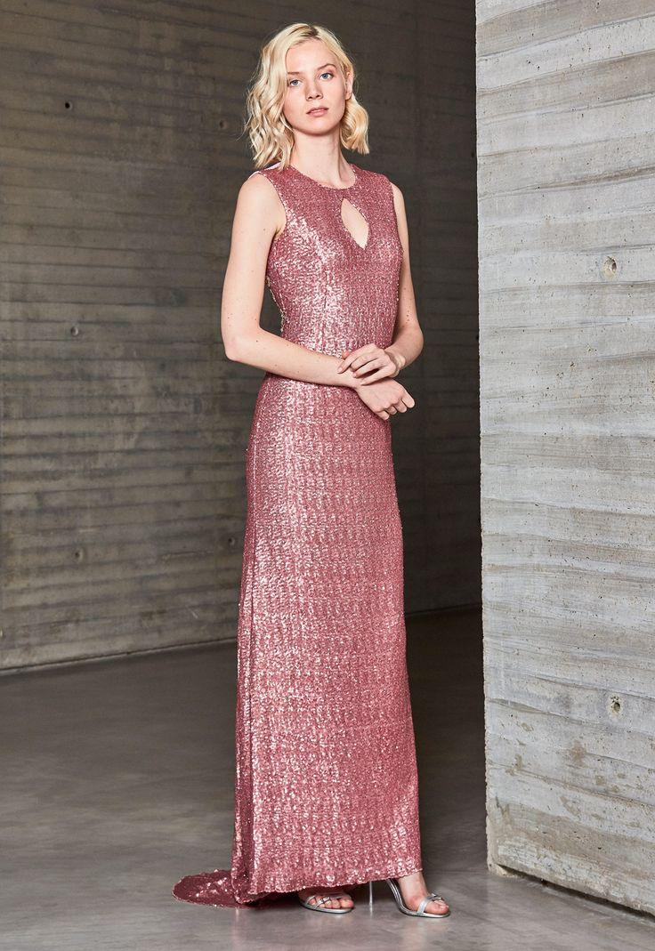 65 best Moda. Ana Torres vestidos de fiesta Fiesta images on Pinterest