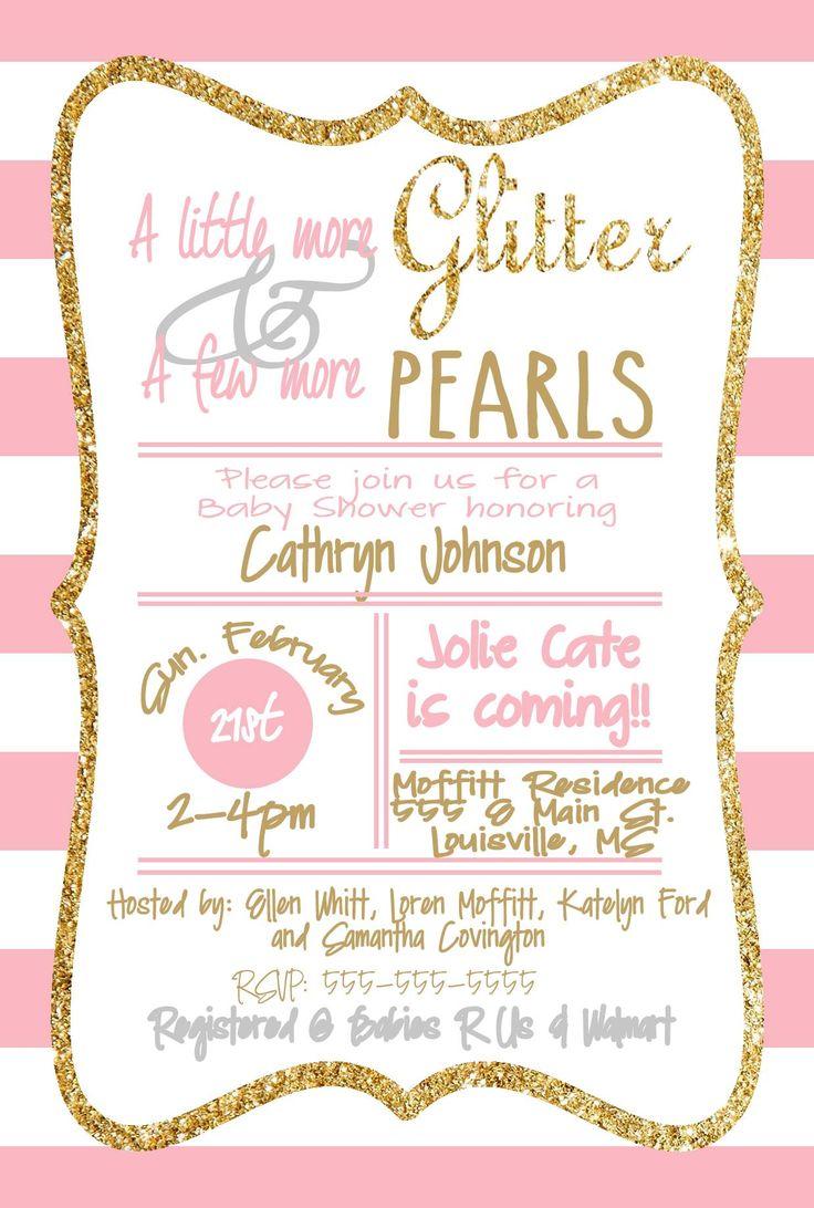 Best 25+ Pink invitations ideas on Pinterest