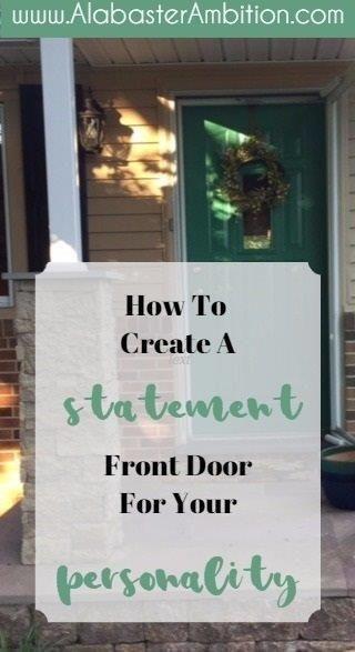 Love the color of this door... hmmmm...
