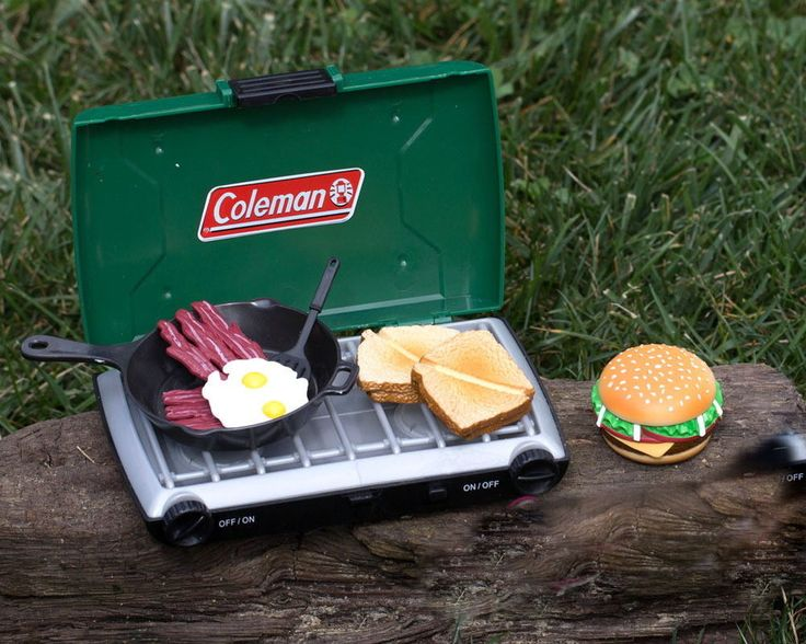 """Coleman camping stove for American Girl 18"""" doll #Sophias $27.95"""