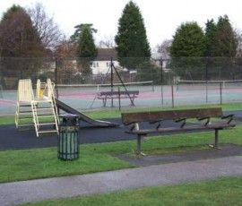 Heathervale Recreation Ground sports facility New Haw - OpenPlay