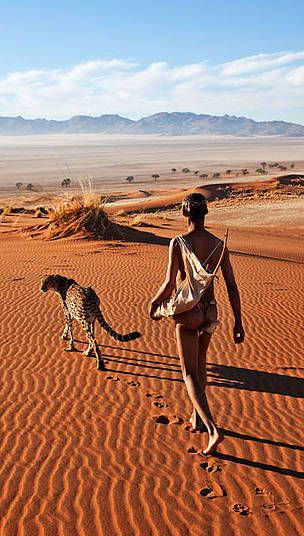 Namibia.. (by Martin Harvey) - Explore the World with Travel Nerd Nici, one Country at a Time. http://travelnerdnici.com