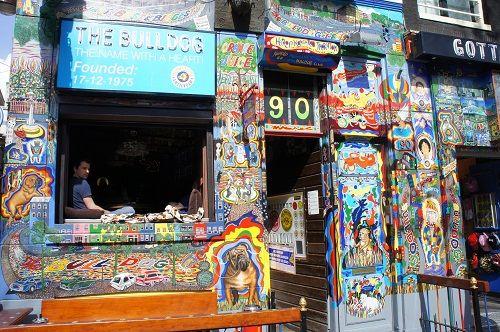 The Bulldog Coffee Shop