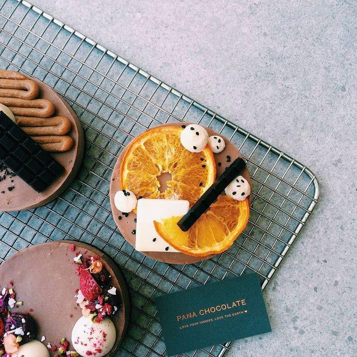 Pana Chocolate Surprise Cakes