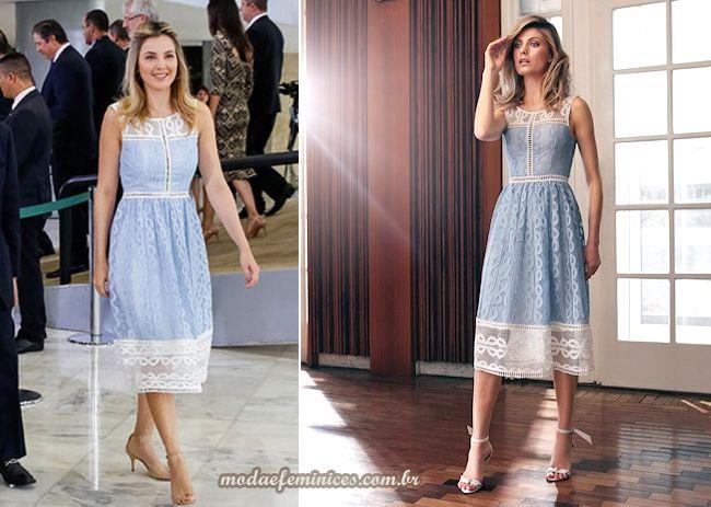 vestido-renda-azul-midi-da-iorane-marcela-temer-discurso-crianca-feliz