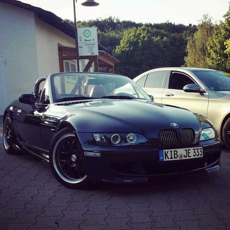 Bmw Z Coupe: 9 Best BMW Z3 Images On Pinterest