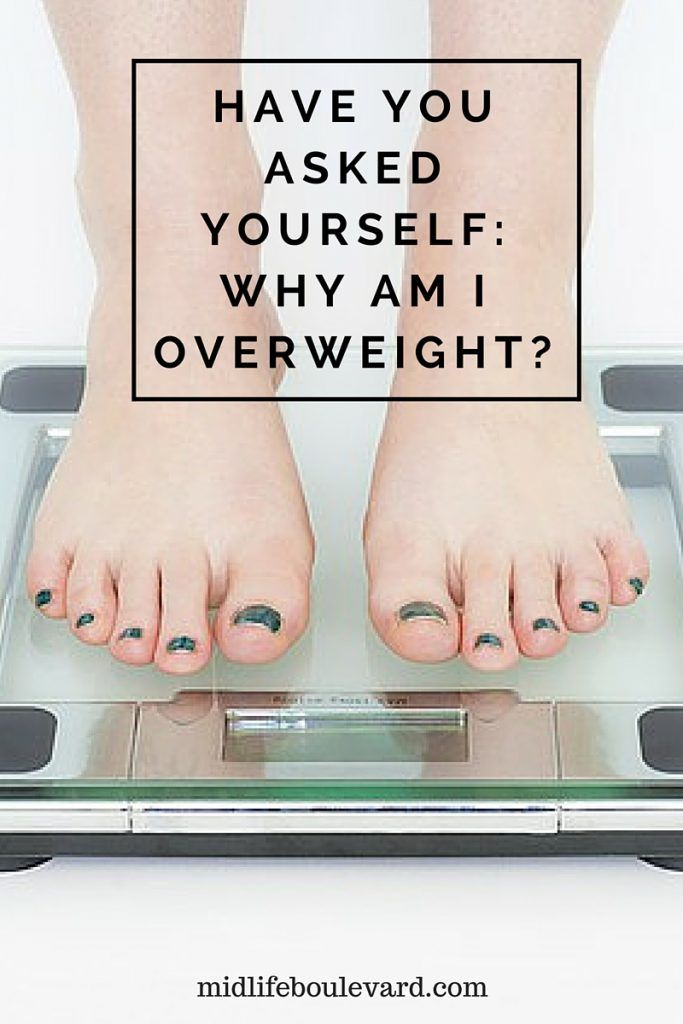 why we overeat and weigh more