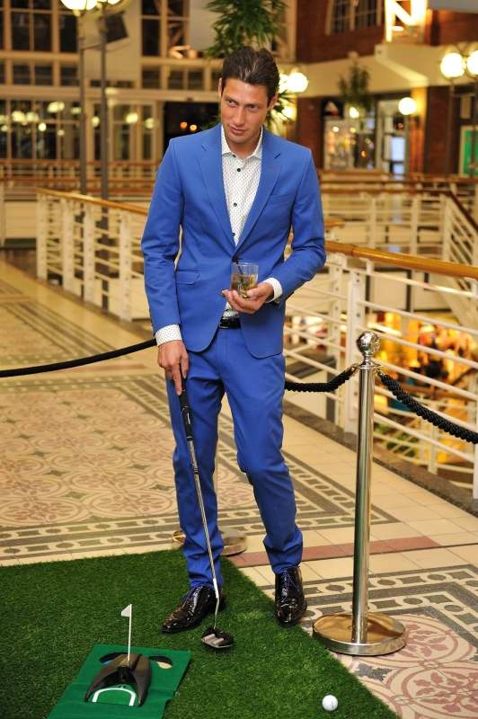 Fabiani Model.    Fabiani Grand Hotel Launch the Waterfront CPT.